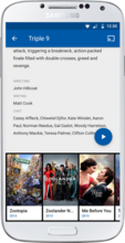 MauTV OTT White-label for Android – movie detail 2