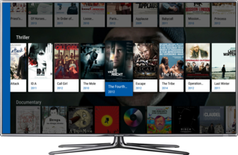 MauTV OTT White-label for Android TV – categories 2