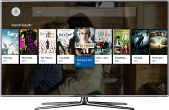 MauTV OTT White-label for Android TV – search