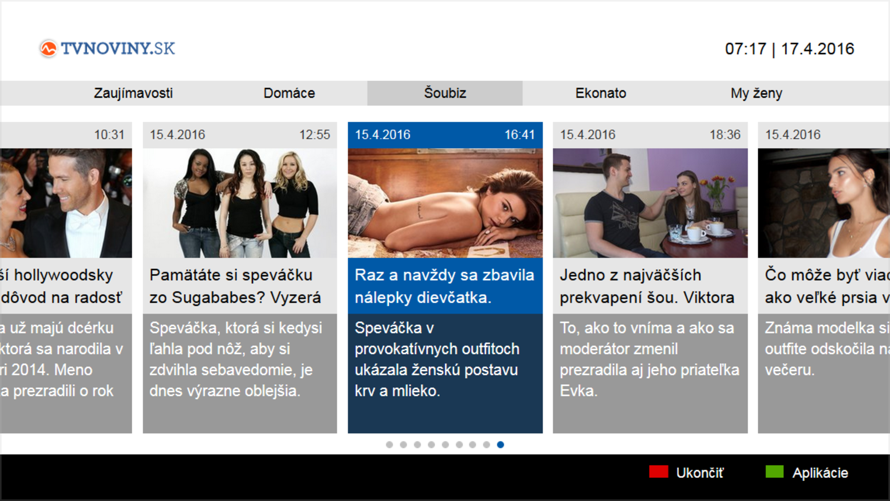 Mautilus launches first HbbTV applications for Slovak TV Markiza