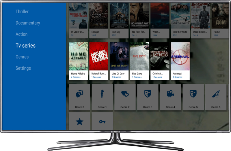 Android TV OTT White-label | Mautilus